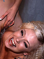 Vids as Missy Monroe gets drowned in squirt