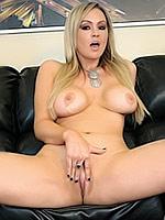 Abbey Brooks has beautiful tits and nice body